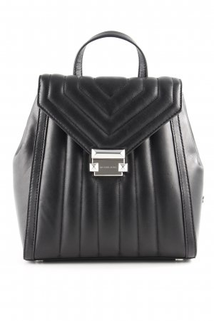 "Michael Kors Notebookrucksack ""Whitney MD Backpack Black"" schwarz"