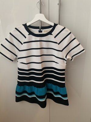 Michael Kors Short Sleeve Sweater multicolored