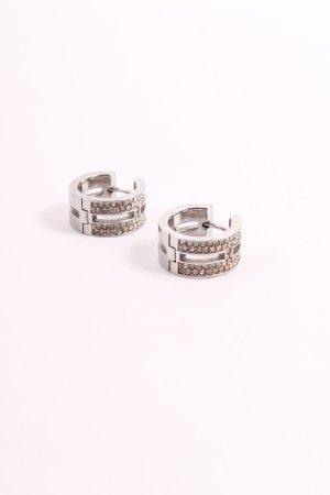 "Michael Kors Ohrring ""Heritage Maritime Earrings Silver"" silberfarben"