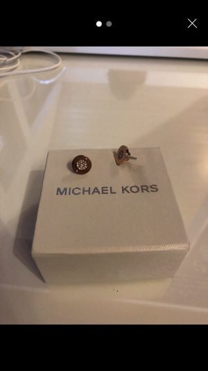 Michael Kors Ear stud rose-gold-coloured