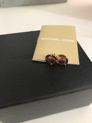 Michael Kors Ohrringe Stecker mit Logo neuwertig