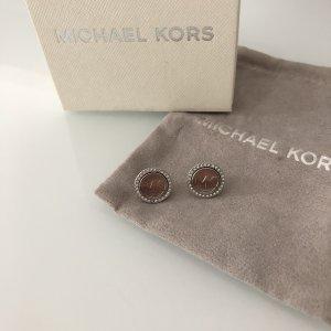 Michael Kors Oorstekers zilver