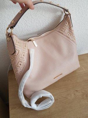 Michael Kors Original Aria Shopper Handtasche Tasche Ballet Rosa Gold