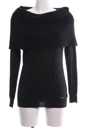 Michael Kors Oversized Sweater black casual look