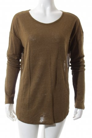 Michael Kors Top extra-large vert olive style simple