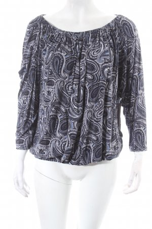 Michael Kors Oversized Shirt Paisleymuster Casual-Look