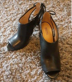 Michael Kors Peeptoe High Heels, neu