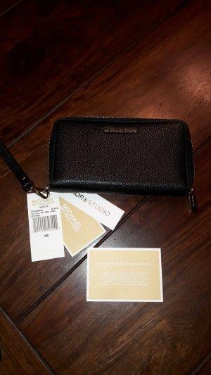 Michael Kors Pochette noir cuir