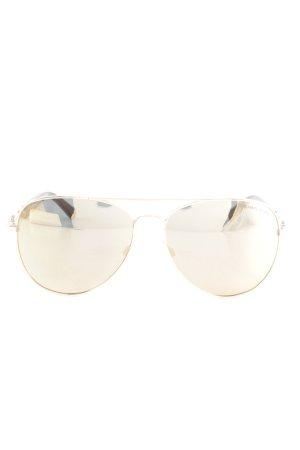 Michael Kors Pilot Brille mehrfarbig extravaganter Stil