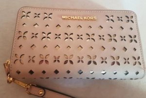 Michael Kors Wallet gold-colored-pink