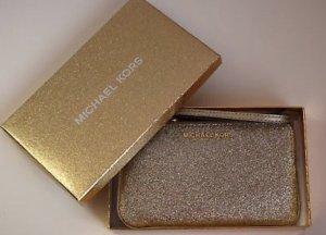 Michael Kors Cartera color oro