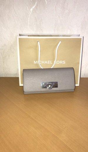 Michael Kors Portemonnaie grau