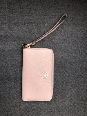 Michael Kors Wallet light pink-gold-colored