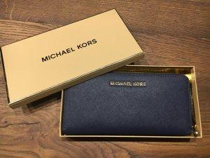 Michael Kors Portemonnaie wie neu blau Gold