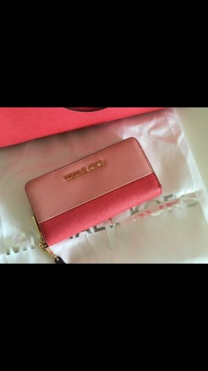 Michael Kors Wallet salmon
