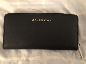 Michael Kors Wallet silver-colored-dark blue
