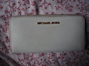 Michael Kors Portmonee in weiß
