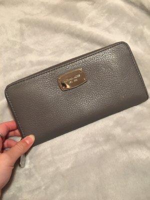 Michael Kors Wallet grey-silver-colored