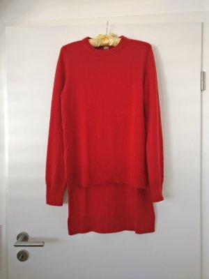Michael Kors Jersey largo rojo