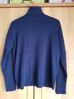 Michael Kors Turtleneck Sweater blue