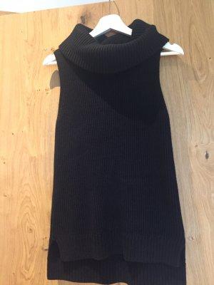 Michael Kors Pull à manches courtes noir