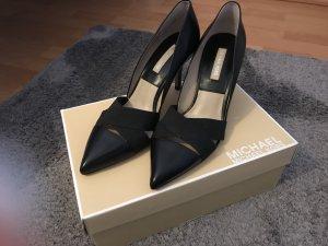 Michael Kors Pumps black leather