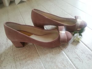 Michael Kors Pumps Gr. 40  Wildleder rosa
