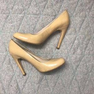 Michael Kors Pumps / High Heels Lack nude/beige