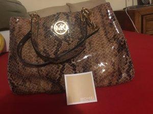 Michael Kors Python Tasche