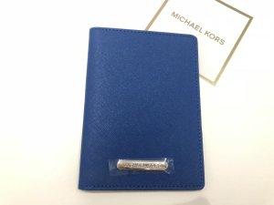 Michael Kors Custodie portacarte blu