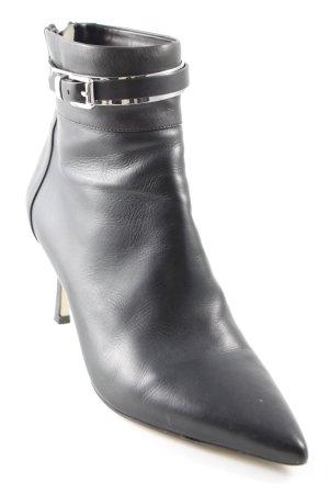 Michael Kors Reißverschluss-Stiefeletten schwarz Elegant