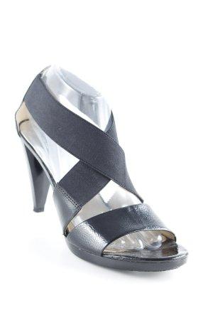 Michael Kors Riemchen-Sandaletten schwarz Elegant