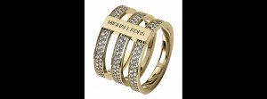 Michael Kors Ring - gold