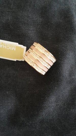 michael kors ring gr. 18 rosegold neu