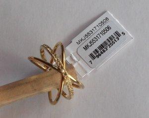 Michael Kors Ring Neu mit Etikett Gr. 7, EU 55, Durchmesser 17,5 mm