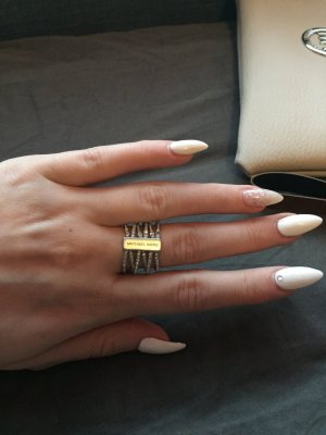 Michael Kors Ring zilver