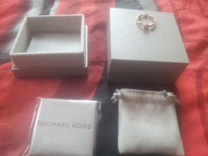 Michael kors ring rose