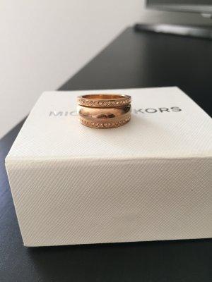 Michael Kors Ring Roségold Größe 8