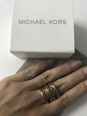Michael Kors Ring tricolore