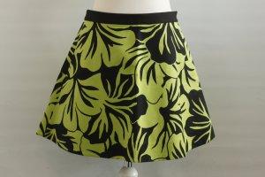 Michael Kors Miniskirt black-grass green cotton