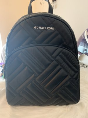 Michael Kors Laptop Backpack black