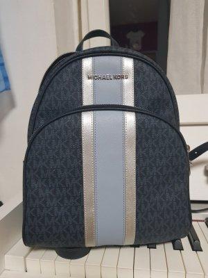 Michael Kors Backpack Trolley silver-colored-blue