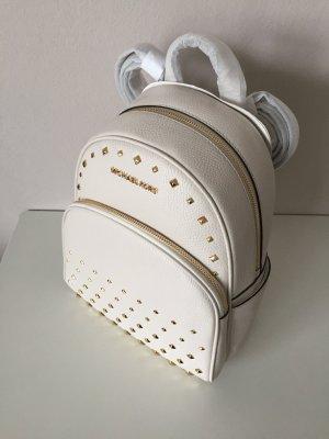 Michael Kors Rucksack Abbey Vanilla Neu Tasche Backpack