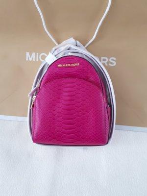 Michael Kors Shoulder Bag pink leather