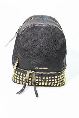 Michael Kors Mochila para portátiles negro Cuero