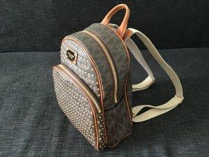 Michael Kors Rucksack mit goldenen Nieten  Tasche  Jet Set Studded Backpack