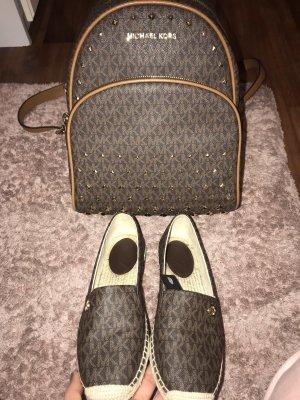 Michael kors Rucksack und Schuhe