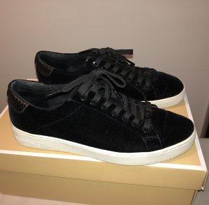 Michael Kors Samt Sneaker
