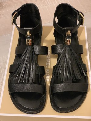 Michael Kors Roman Sandals black