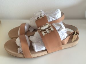 Michael Kors Comfort Sandals multicolored leather